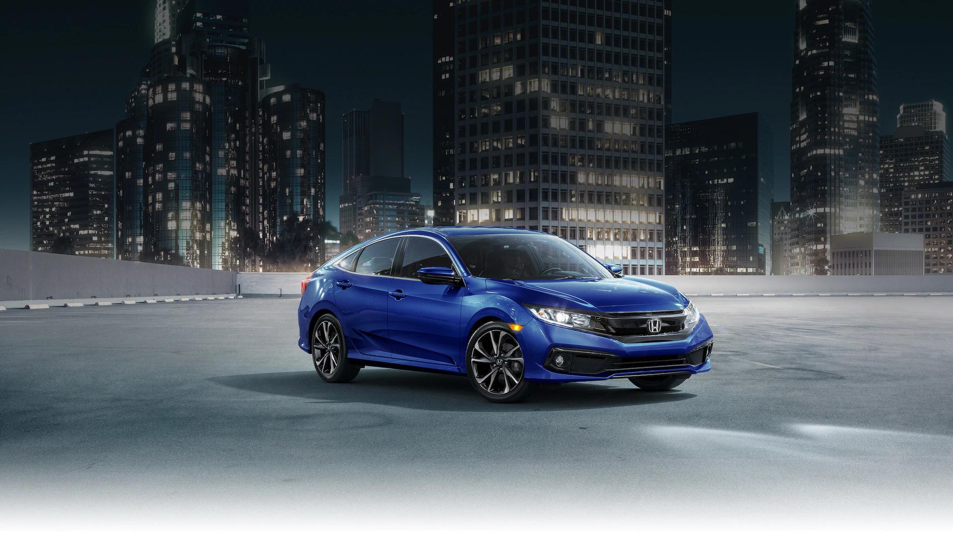 New 2021 Honda Civic Trims and Configurations