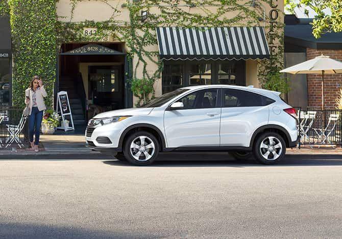 2022 Honda HR-V Trims and Configurations