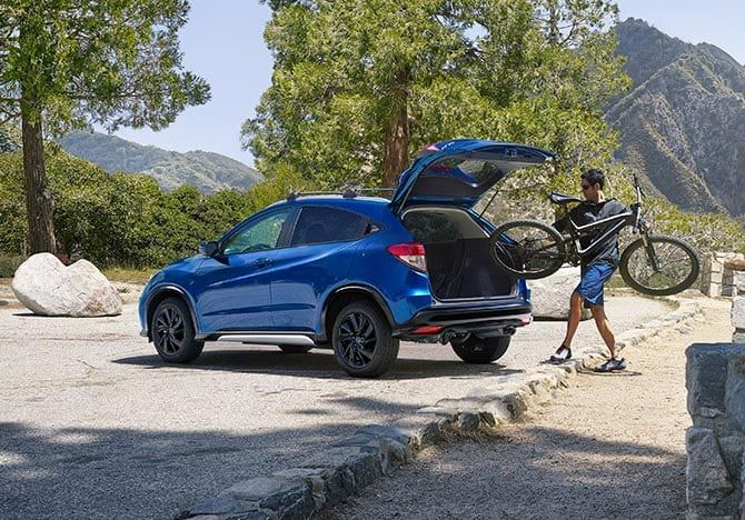 2022 Honda HR-V Safety Features